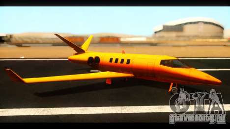 Shamal Deluxe для GTA San Andreas