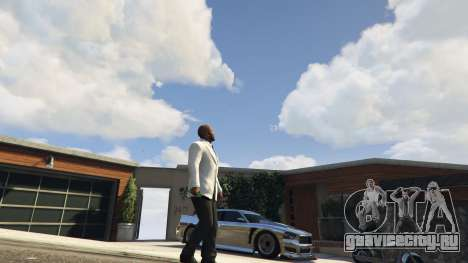 Нож-бабочка для GTA 5 третий скриншот
