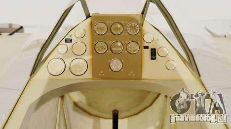 IAR 81 C - Nr. 426 для GTA San Andreas вид справа