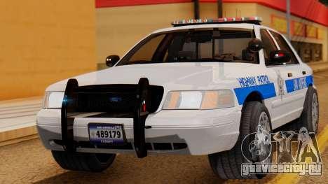 Police Ranger 2013 для GTA San Andreas