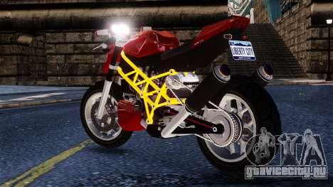 Principe Lectro from GTA 5 для GTA 4 вид слева