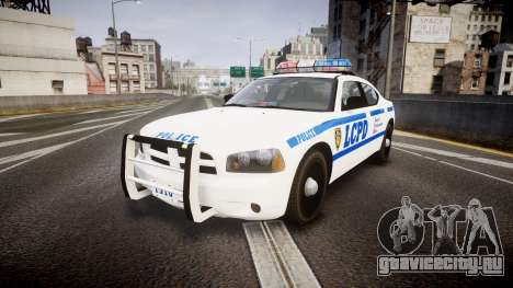 Dodge Charger LCPD для GTA 4