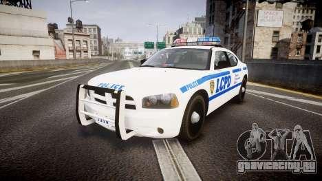 Dodge Charger LCPD для GTA 4