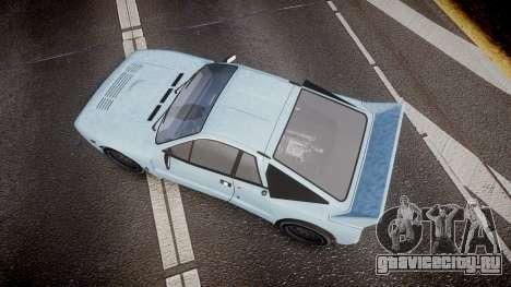 Lancia 037 Stradale 1982 для GTA 4 вид справа