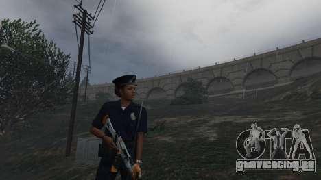 PoliceMod 2 2.0.2 для GTA 5 восьмой скриншот