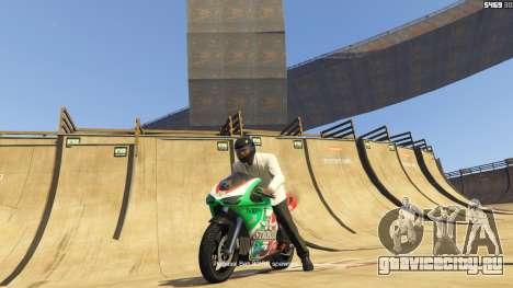 Double-Loop Racing-Court для GTA 5 третий скриншот
