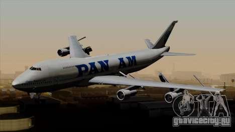 Boeing 747 PanAm для GTA San Andreas