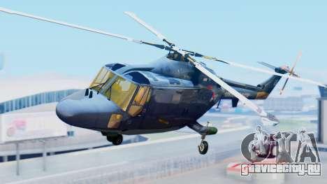 Westland SH-14D Lynx для GTA San Andreas