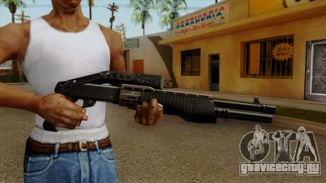 Original HD Combat Shotgun для GTA San Andreas третий скриншот
