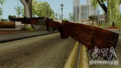 Original HD Rifle для GTA San Andreas второй скриншот