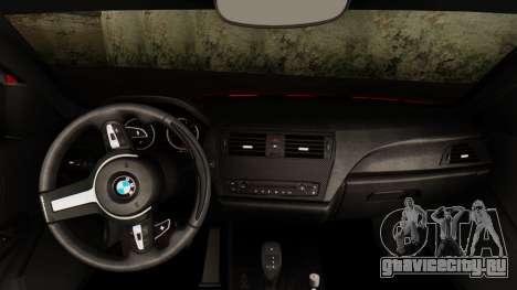 BMW M235i F22 Sport 2014 для GTA San Andreas вид сбоку