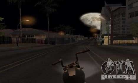 Lamppost Lights v3.0 для GTA San Andreas третий скриншот