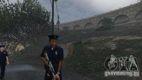 PoliceMod 2 2.0.2 для GTA 5 седьмой скриншот