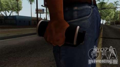 Original HD Tear Gas для GTA San Andreas