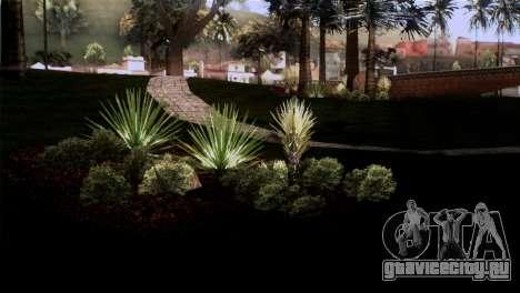Новые текстуры Скейт парка для GTA San Andreas второй скриншот