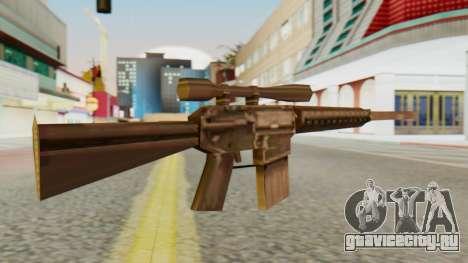 SR-25 SA Style для GTA San Andreas второй скриншот