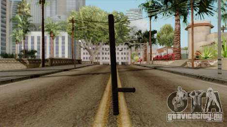 Original HD Night Stick для GTA San Andreas