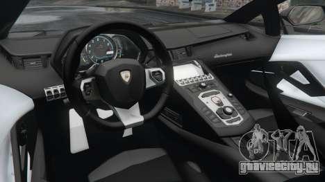 Lamborghini Aventador LP700-4 Police v3.5 для GTA 5
