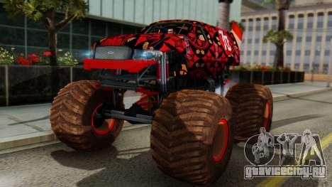 The Seventy Monster для GTA San Andreas