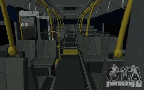 МАЗ 226.065 для GTA San Andreas вид справа