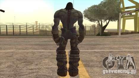 Death from Skyrim для GTA San Andreas третий скриншот