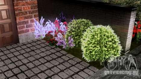 CJs New Brick House для GTA San Andreas пятый скриншот