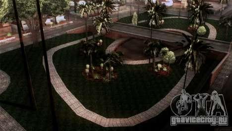 Новые текстуры Скейт парка для GTA San Andreas