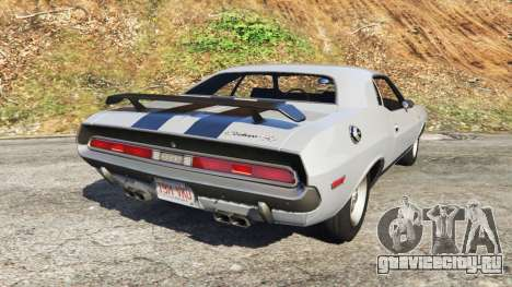 Dodge Challenger RT 440 1970 v0.3 [Beta] для GTA 5