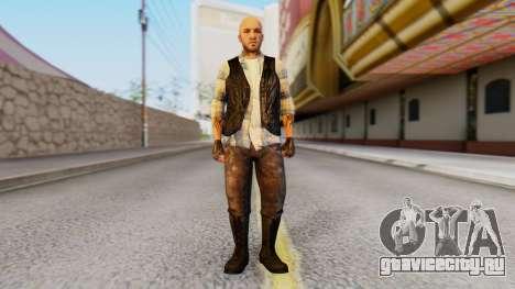 [GTA5] The Lost Skin3 для GTA San Andreas второй скриншот