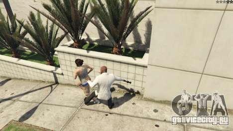 Daedric sword [Skyrim] для GTA 5 восьмой скриншот