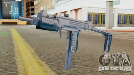 IMI Uzi v1 SA Style для GTA San Andreas