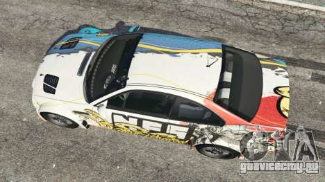 BMW M3 GTR E46 PJ4 для GTA 5