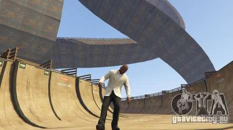 Double-Loop Racing-Court для GTA 5 второй скриншот