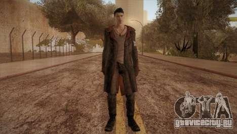 Dante from DMC для GTA San Andreas