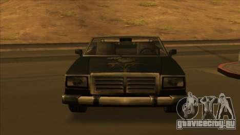FreeShow Feltzer для GTA San Andreas колёса