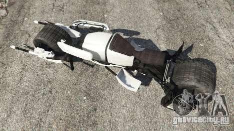 Бэтпод для GTA 5