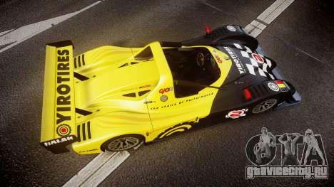 Radical SR8 RX 2011 [2] для GTA 4 вид справа