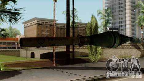 Original HD Missile для GTA San Andreas второй скриншот