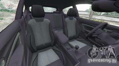 BMW M135i (F21) 2013 для GTA 5 вид справа