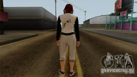 GTA 5 Online Female01 для GTA San Andreas третий скриншот