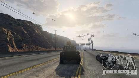Angry Planes для GTA 5 шестой скриншот