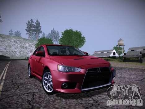 ENB Series Extreme 4.0 для GTA San Andreas