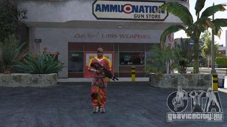 M-76 Revenant из Mass Effect 2 для GTA 5