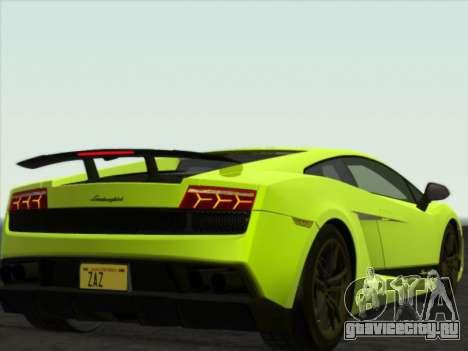 Ex3-111 ENB Series для GTA San Andreas третий скриншот