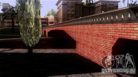 Новые текстуры Скейт парка для GTA San Andreas четвёртый скриншот