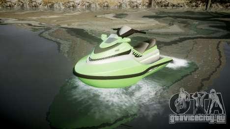 GTA V Speedophile Seashark для GTA 4