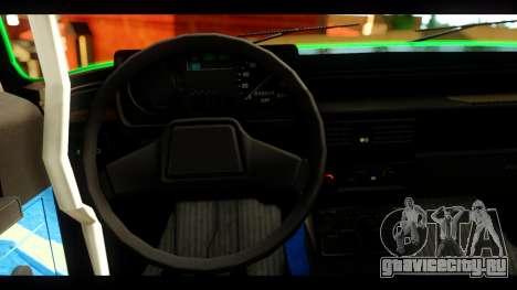 Москвич 2140 Peklo Team для GTA San Andreas вид сзади слева