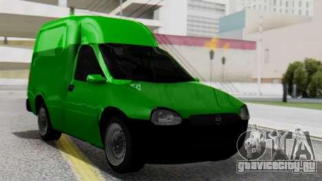 Chevrolet Combo 1.4 v2 для GTA San Andreas