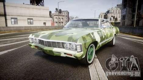 Chevrolet Impala 1967 Custom livery 6 для GTA 4