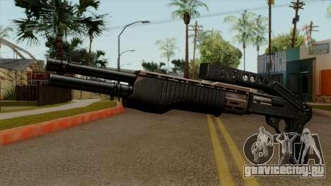 Original HD Combat Shotgun для GTA San Andreas
